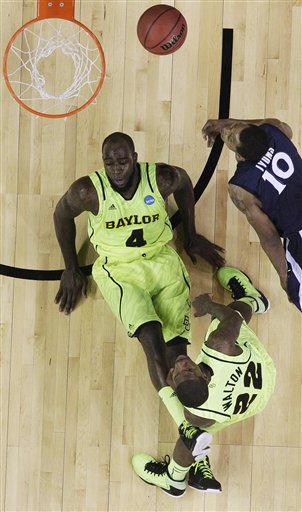 NCAA Baylor Xavier Basketball
