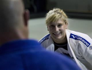 Aaron Handy, Kayla Harrison