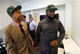 Dee Milliner, Sheldon Richardson