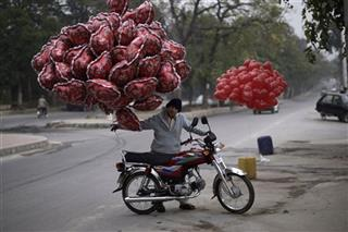 Pakistan Valentines Day