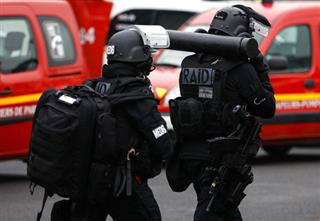 France Airport Shooting