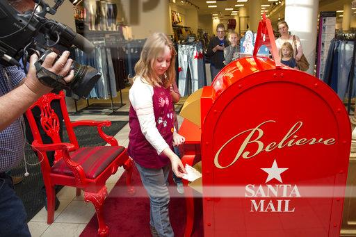 Macy's Boise Towne Square Believe Campaign Launch