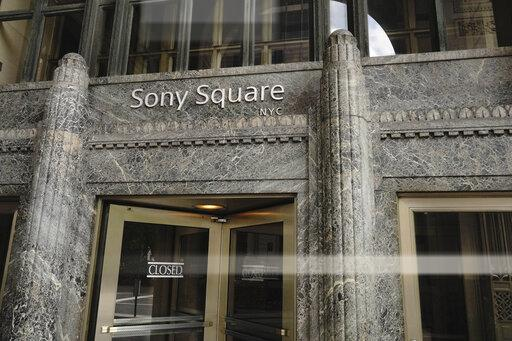 Sony square NYC permanently closes on July 3rd