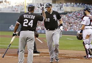 Adam Dunn, Dayan Viciedo