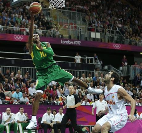 Leandrinho Barbosa, Jose Calderon