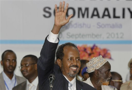 Hassan Sheikh Mohamud