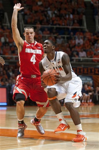 Brandon Paul (3), Aaron Craft
