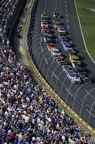 NASCAR All Star Auto Racing