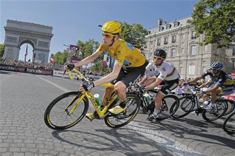 APTOPIX Cycling Tour de France