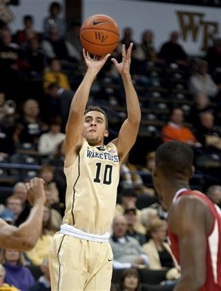 Arkansas Wake Forest Basketball