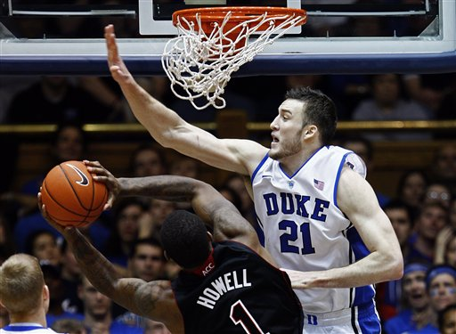 Richard Howell, Miles Plumlee