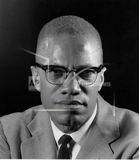 Associated Press Domestic News New York United States MALCOLM X
