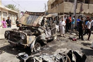 APTOPIX Mideast Iraq Violence
