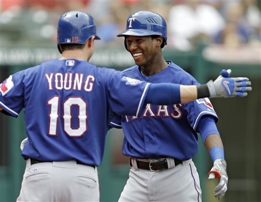 Jurickson Profar, Michael Young