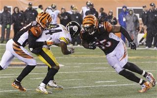 Vontaze Burfict, Antonio Brown