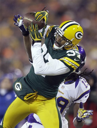 Sam Shields, Devin Aromashodu