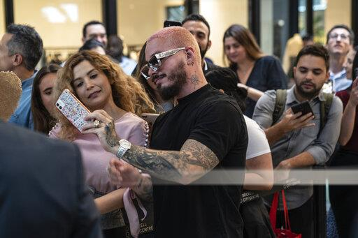 J Balvin X Dolby Immersive Experience