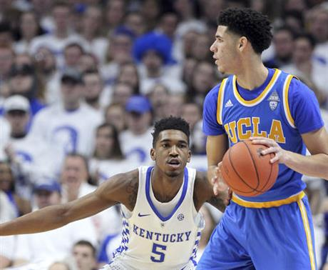 Lonzo Ball, Malik Monk
