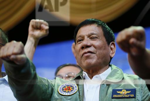 Philippines Duterte Damage Control