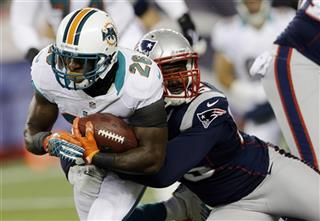 Lamar Miller, Chandler Jones