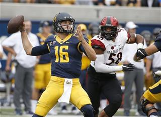 Jared Goff, Alex Barrett