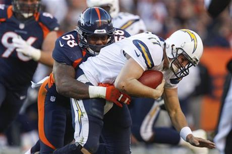 Philip Rivers, Von Miller