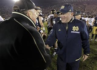 Brian Kelly, Jim Grobe