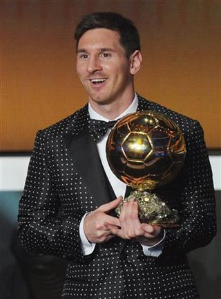 Switzerland Soccer FIFA Ballon d&#039;Or