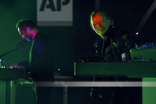 Thom Yorke in Concert - Los Angeles