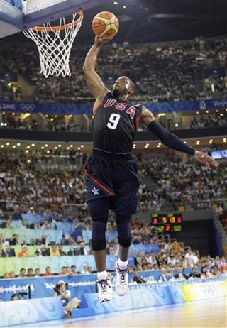 Beijing Olympics Basketball Men