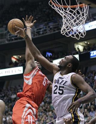 Al Jefferson, Terrence Jones