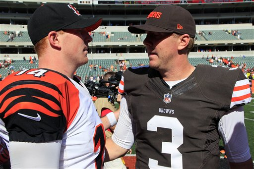 Andy Dalton, Brandon Weeden