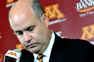 Minnesota Smith Fired Basketball