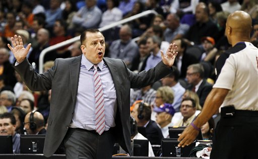 Tom Thibodeau, Marc Davis