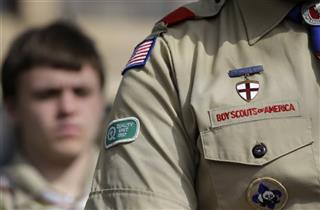 Boy Scouts Gay Petition