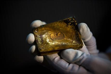 Spain Shipwreck Treasure