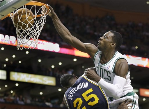 Jeff Green, Al Jefferson