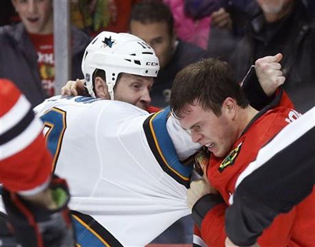 Joe Thornton, Jonathan Toews