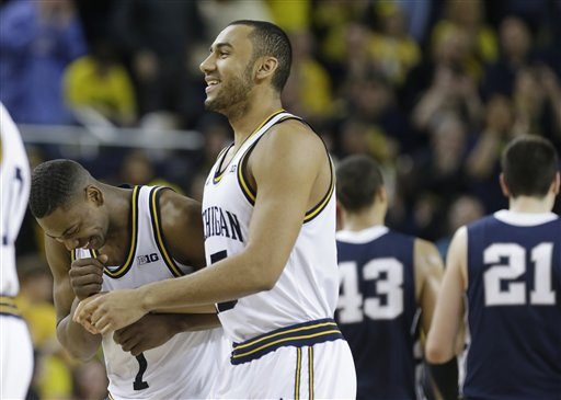 Glenn Robinson III, Jon Horford
