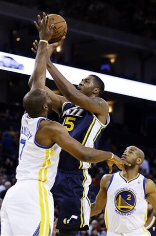Carl Landry, Derrick Favors