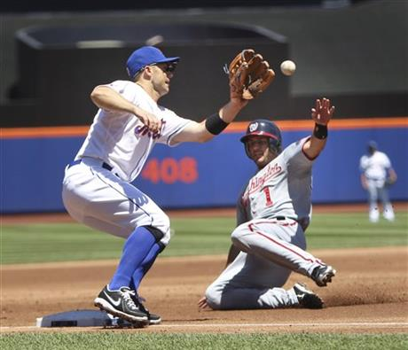 Stephen Lombardozzi, David Wright