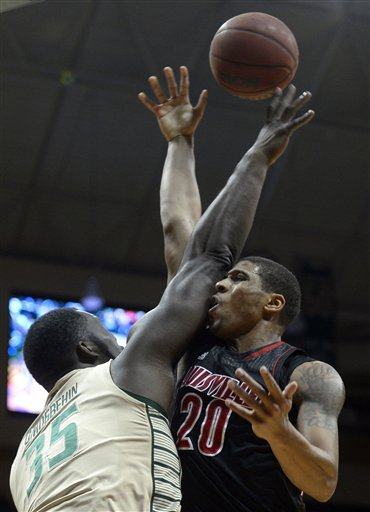 Wayne Blackshear, Jordan Omogbehin