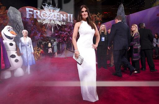 "World Premiere of ""Frozen 2"" - Red Carpet"