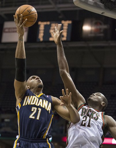 David West, Samuel Dalembert