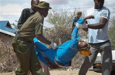 Kenya Church Attacks