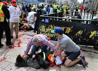 Boston Marathon Lives Saved
