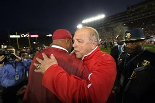 David Shaw, Barry Alvarez