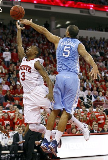 Kendall Marshall, Alex Johnson