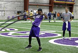 Jerome Simpson, Matt Cassel
