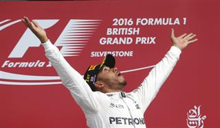 Britain F1 British GP Future